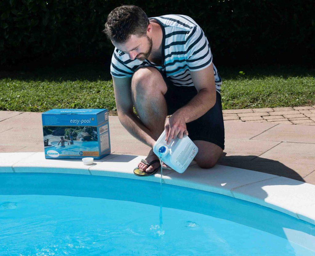 Quels produits pour les piscines ?